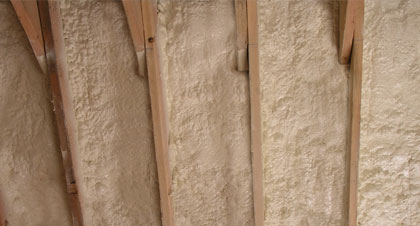 closed-cell spray foam for Grand Rapids applications