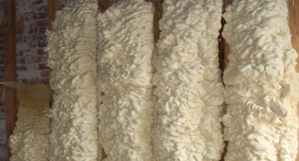 open-cell spray foam for Grand Rapids applications