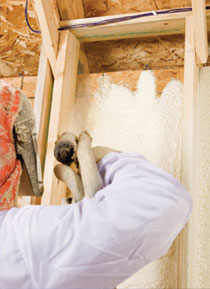 Grand Rapids Spray Foam Insulation Services and Benefits