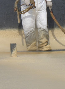 Grand Rapids Spray Foam Roofing Systems